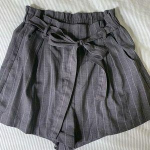 Cinch Waist Shorts
